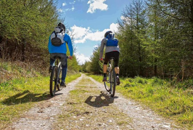 Camping Bike&Run