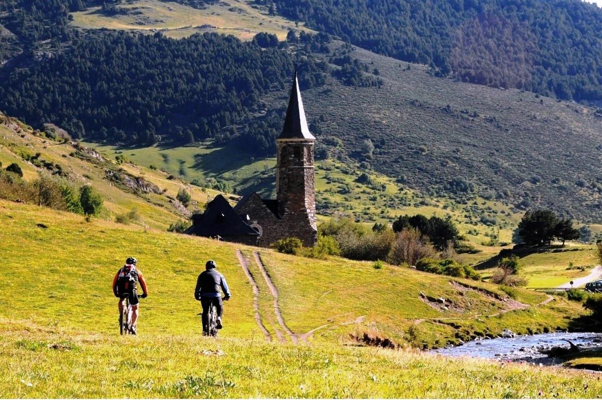 Camping en Bici