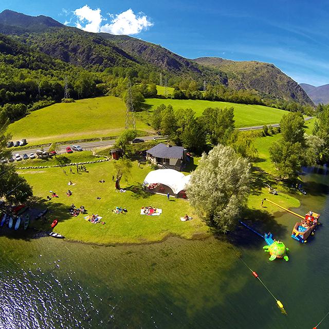 La millor situació al Pirineu