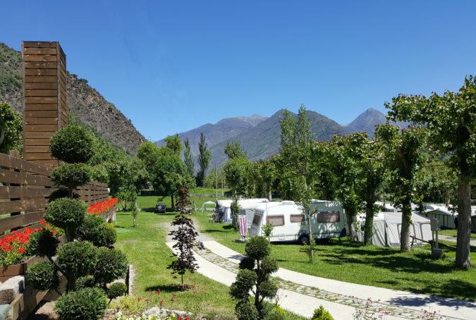 Nou Camping Parcel·les